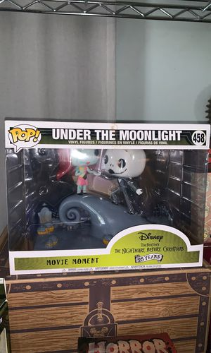 Disney Funko nightmare before Christmas pop for Sale in Maywood, CA