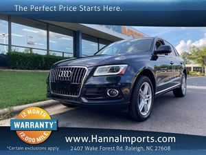 2017 Audi Q5 for Sale in Raleigh, NC