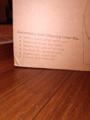 Automatic kitty litter box for Sale in Louisville, KY