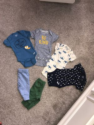Brand new Newborn Baby Boy Clothes for Sale in Margate, FL