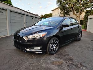 2015 Ford Focus SE with Sports Package for Sale in San Diego, CA