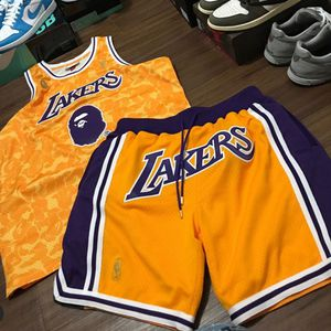 Los Angles Lakers Bape Jersey for Sale in Los Angeles, CA