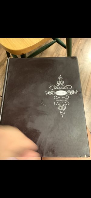 Dessert FourPlay Book for Sale in South Pasadena, CA