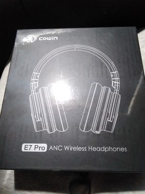 Cowin e7 pro ANC wireless headphones for Sale in Los Angeles, CA