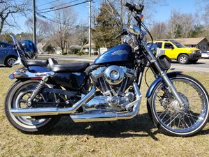 Harley Davidson 1200cc low miles motorcycle for Sale in Little Egg Harbor Township, NJ