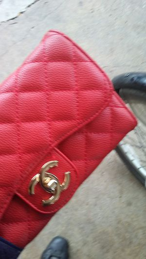 Chanel one flap clutch bag for Sale in Fort Washington, MD