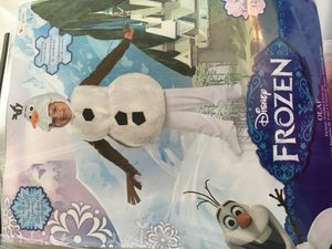 Olaf costume size 12-18 months for Sale in Aventura, FL