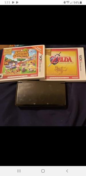 Nintendo 3ds and games for Sale in North Platte, NE