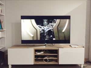 Ikea media cabinet/TV stand for Sale in Bothell, WA
