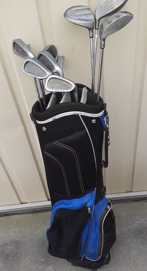 Golf Club Starter Set for Sale in Fresno, CA
