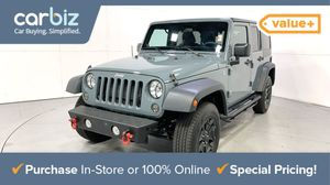 2014 Jeep Wrangler Unlimited for Sale in Baltimore, MD
