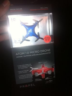 Atom 1.0 Micro Drone for Sale in Humble, TX