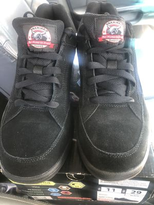 Brahma shoes steel toe size 11 for Sale in El Centro, CA