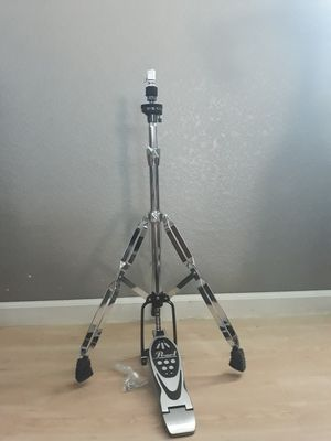 Drum set Cymbal stand with pedal for Sale in Las Vegas, NV