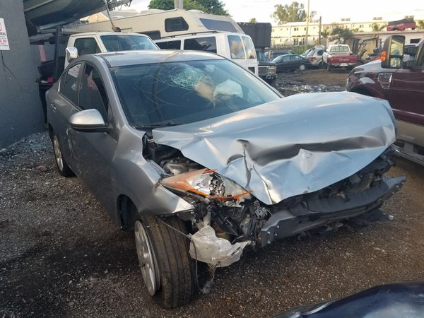 Mazda 3 for part out 2010