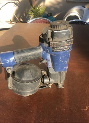 Central pneumatic roofing nail gun for Sale in Hayward, CA