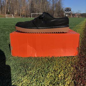 Nike Stefan Janoski G Suede Men's Size 8.5/9 Black Gum Golf Shoes AT4967-003 NEW for Sale in Philadelphia, PA