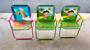 Set of 3 kid chairs for Sale in Windsor, CT