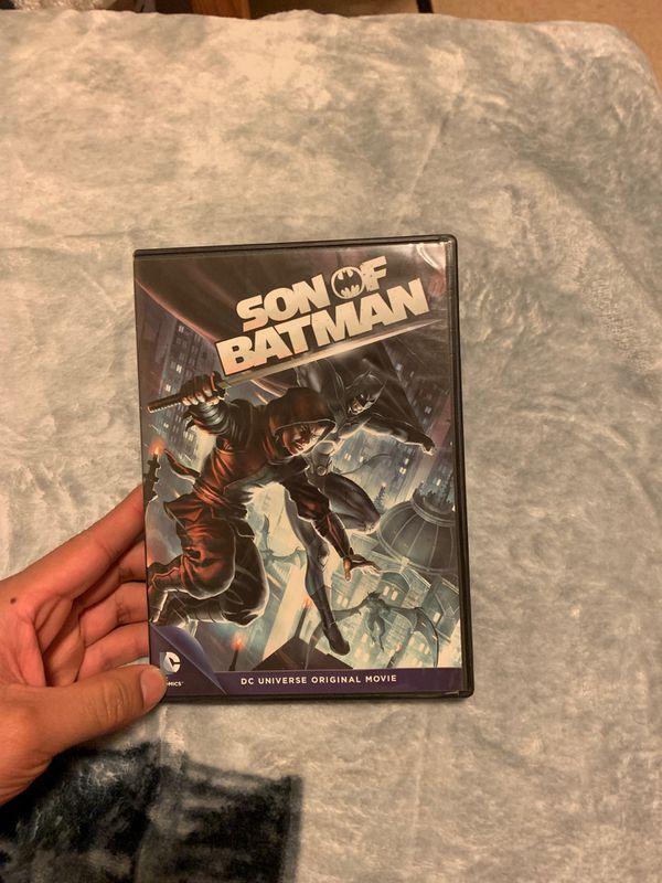 Son of Batman DVD