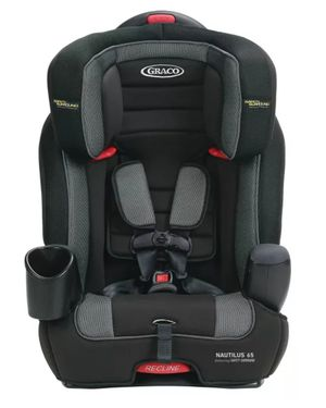 Graco Nautilus 65 3-in-1 Harness Booster Car Seat with Safety Surround - PRICE FIRM for Sale in Hampton, GA