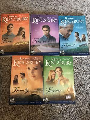 Karen Kingsbury Firstborn Series Set for Sale in Greenville, NC