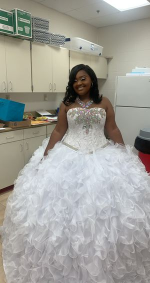Wedding, Prom, Hoco, Quince Dress for Sale in Hope, AR