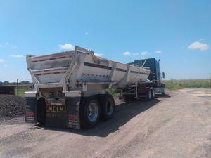 end dump trailer for Sale in Rosharon, TX