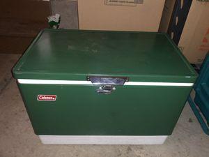 Coleman Cooler for Sale in Salt Lake City, UT