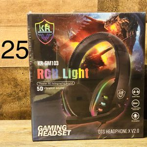 Gaming Headset for Sale in Pico Rivera, CA