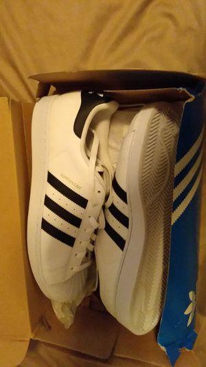 Shell toe Adidas. Size 13 for Sale in Atlanta, GA