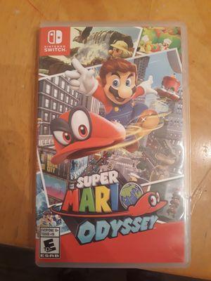Super Mario Odyssey for Sale in Atlanta, GA