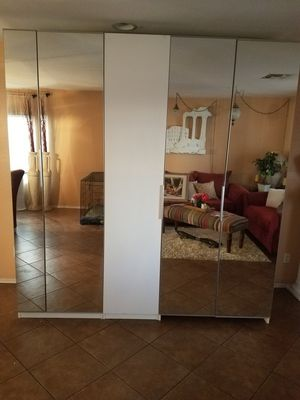 A Ikea used closet organizers for Sale in Maricopa, AZ