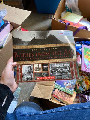 Pompi book for Sale in Des Moines, WA