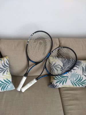 Set of 2 tennis rackets for Sale in Austin, TX