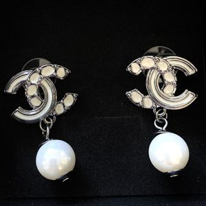 White Pearls Earrings Studs for Sale in Fremont, CA