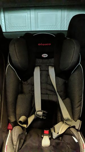 Car seat for toddlers, convertible, FAA approved for airlines for Sale in Redwood City, CA