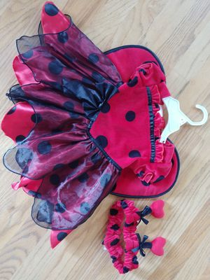 Adorable Baby Girl Lady Bug Costume for Sale in Puyallup, WA