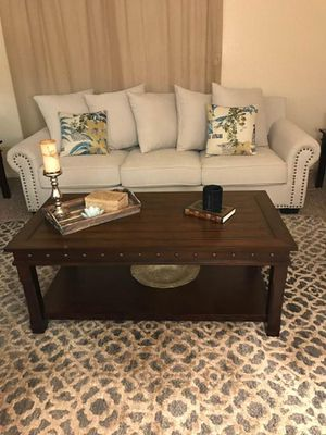 New 3 Piece Coffee Table Set for Sale in Fresno, CA
