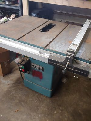 Jet table saw 230v for Sale in Redmond, WA