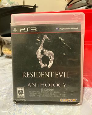 Resident Evil 6 (PS3 Game) for Sale in Los Angeles, CA