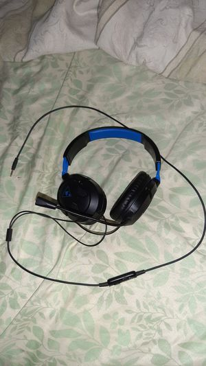 Turtle Beach Headset ps4 for Sale in Moreno Valley, CA