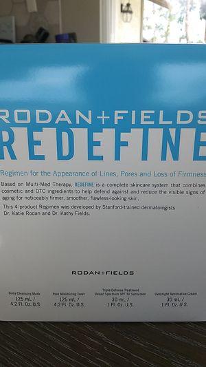 Rodan & Fields Redefine for Sale in Rancho Cucamonga, CA