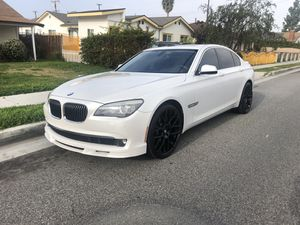 2011 BMW 740i for Sale in Downey, CA