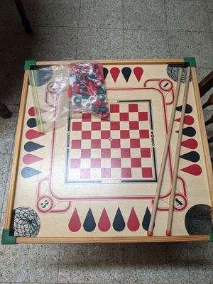 Carton game board for Sale in MONTGMRY, IL