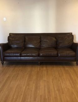 Leather Couch for Sale in Brookhaven,  GA