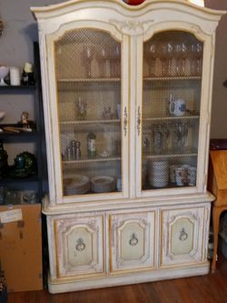 Shabby Chic Hutch for Sale in Aurora,  CO