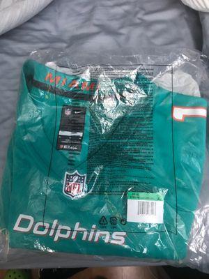 100% Authentic Tua Tagovailoa Miami Dolphins Game Jersey Size XL for Sale in Miami, FL