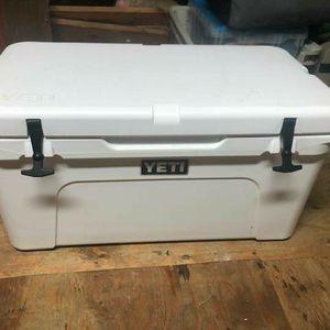 Yeti Hard Cooler Under Warranty Still for Sale in Atlanta, GA