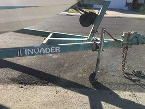 Invader boat trailer for sale good shape for Sale in Manteca, CA