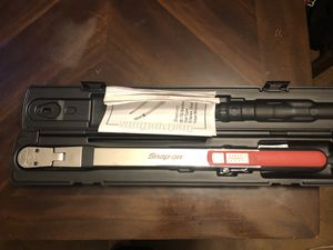 Brand new Snap-On torque Wrench for Sale in Austin, TX